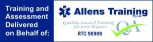 Test and Tag Training by Allens
