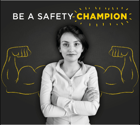 Be an Electrical Safety Champion in 5 easy steps